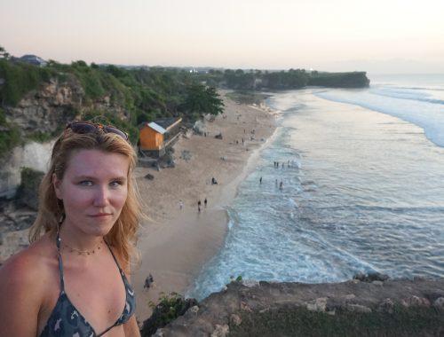 Balangan beach, plage, Bali, île, île des Dieux, Indonésie, voyage