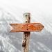 flèche, montagne, passion, passions, mission, destin, voie, trouver sa voie, chemin de vie, métier, travail, sens